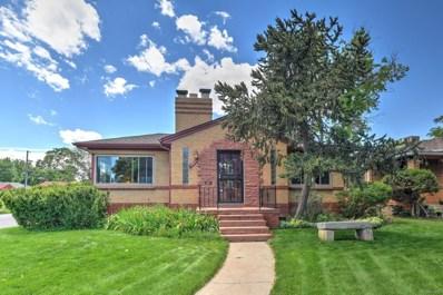 1601 Roslyn Street, Denver, CO 80220 - #: 6741036