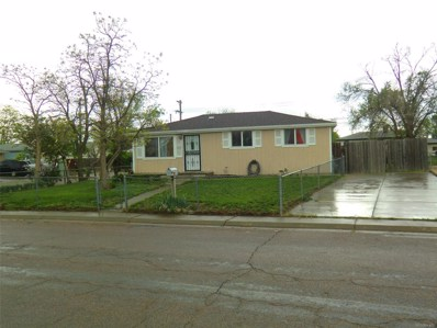 7810 Kimberly Street, Commerce City, CO 80022 - MLS#: 6741174
