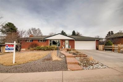 6176 S Adams Drive, Centennial, CO 80121 - MLS#: 6743450