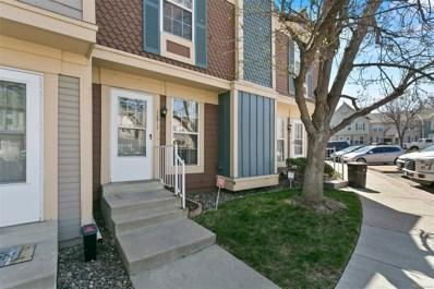 10517 W Dartmouth Avenue, Lakewood, CO 80227 - MLS#: 6743537