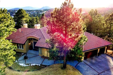 30442 Heavenly Court, Evergreen, CO 80439 - #: 6747730