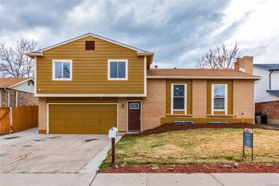 1537 S Granby Street, Aurora, CO 80012 - MLS#: 6750201