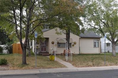 1057 Galena Street, Aurora, CO 80010 - MLS#: 6751718
