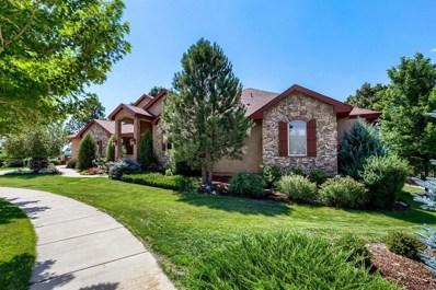 1659 Oakmont Drive, Colorado Springs, CO 80921 - #: 6754075