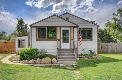 105 S Newland Street, Lakewood, CO 80226 - #: 6759531