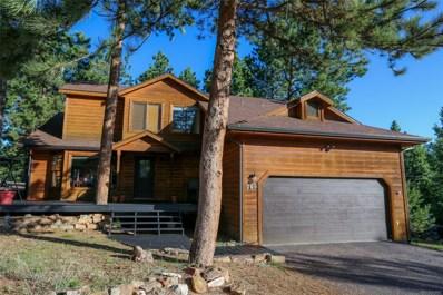 780 Pinon Ridge Drive, Woodland Park, CO 80863 - #: 6765398