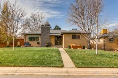 1595 S Jersey Street, Denver, CO 80224 - MLS#: 6771952