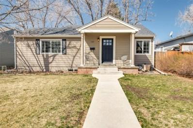 1107 S Cook Street, Denver, CO 80210 - MLS#: 6772423