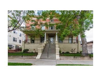 1425 Washington Street UNIT 105, Denver, CO 80203 - MLS#: 6772675