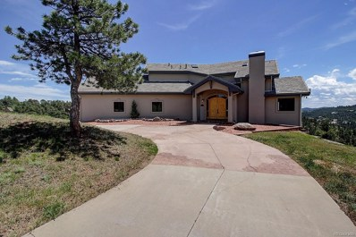 156 S Lookout Mountain Road, Golden, CO 80401 - #: 6773466