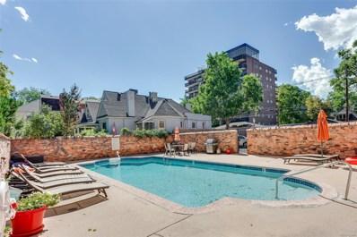 1243 Gaylord Street UNIT 205, Denver, CO 80206 - MLS#: 6777053