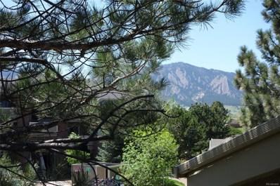 60 S Boulder Circle UNIT 6038, Boulder, CO 80303 - MLS#: 6781046