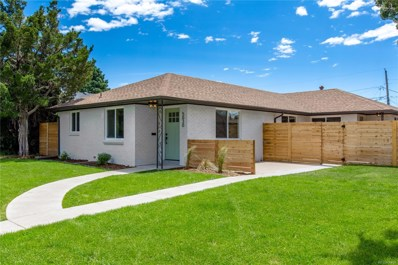 5020 E 33rd Avenue, Denver, CO 80207 - #: 6785594