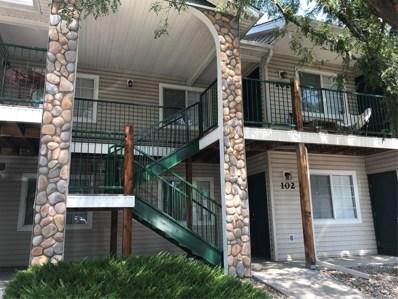 1120 City Park Avenue UNIT 102, Fort Collins, CO 80521 - MLS#: 6787459