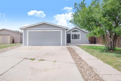 504 Frontier Place, Lochbuie, CO 80603 - #: 6788655