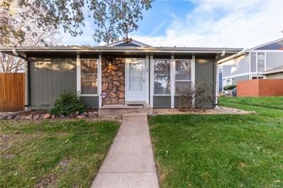 10001 E Evans Avenue UNIT 61A, Denver, CO 80247 - MLS#: 6788920