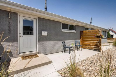 3633 Lipan Street, Denver, CO 80211 - MLS#: 6789100