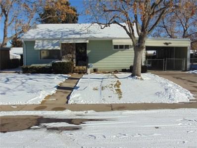 1236 S Bryant Street, Denver, CO 80219 - #: 6790136