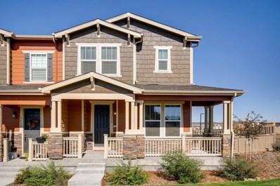 3550 Fennel Street, Castle Rock, CO 80109 - MLS#: 6795671