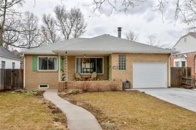 1269 Ash Street, Denver, CO 80220 - MLS#: 6797491