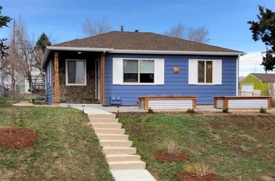741 S Shoshone Street, Denver, CO 80223 - MLS#: 6800018
