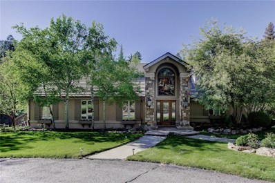 32142 Eagle Brook Drive, Evergreen, CO 80439 - #: 6800191