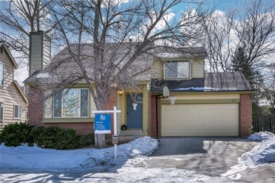 9361 Balsam Court, Highlands Ranch, CO 80126 - #: 6801248