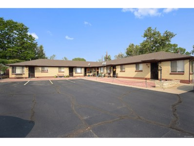 4669 Otis Street, Wheat Ridge, CO 80033 - MLS#: 6807919