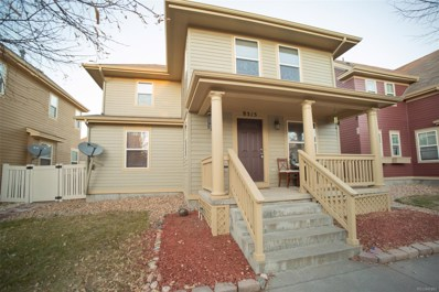 9315 E 108th Place, Commerce City, CO 80640 - MLS#: 6808366