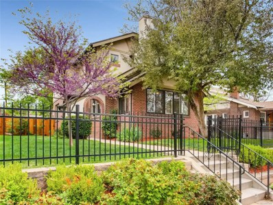 1325 S Franklin Street, Denver, CO 80210 - MLS#: 6809391