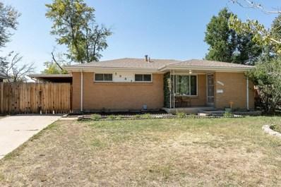3065 Atchison Street, Aurora, CO 80011 - #: 6810382