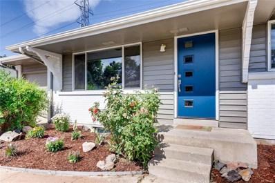 3731 S Uinta Street, Denver, CO 80237 - MLS#: 6812308
