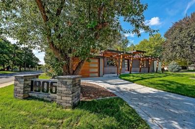 1806 S Linden Way, Denver, CO 80224 - MLS#: 6812510