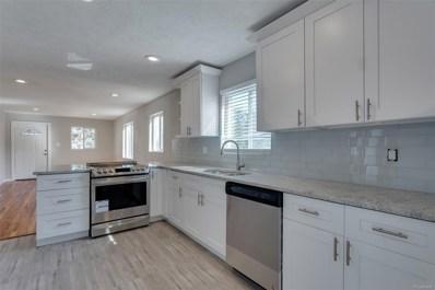 3401 W 3rd Avenue, Denver, CO 80219 - MLS#: 6813842
