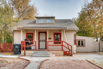 154 S Quitman Street, Denver, CO 80219 - MLS#: 6815791