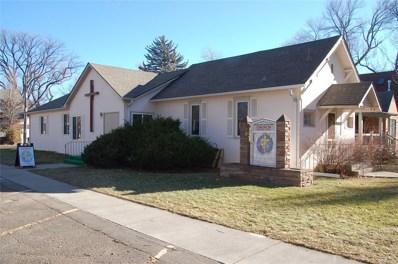 408 Sherman Street, Longmont, CO 80501 - #: 6817433