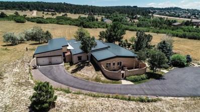 15590 Castlegate Court, Colorado Springs, CO 80921 - #: 6818915