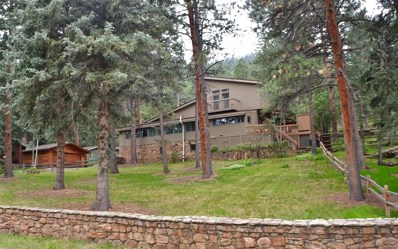 30204 Upper Bear Creek Road, Evergreen, CO 80439 - #: 6830218