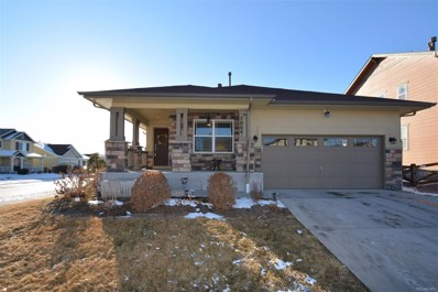7004 Pear Leaf Court, Colorado Springs, CO 80927 - MLS#: 6835260