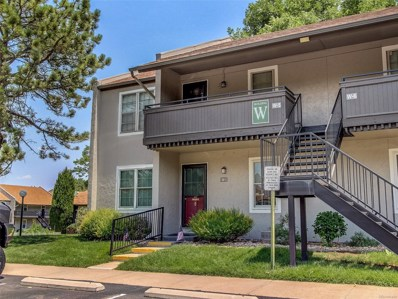 2301 E Fremont Avenue UNIT W01, Centennial, CO 80122 - MLS#: 6835890
