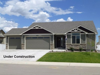 725 S Mountain View Drive, Eaton, CO 80615 - MLS#: 6837292