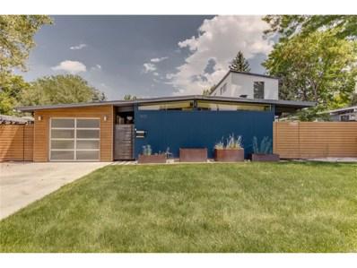 1420 S Dahlia Street, Denver, CO 80222 - MLS#: 6840329