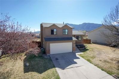 3952 Red Cedar Drive, Colorado Springs, CO 80906 - MLS#: 6844454