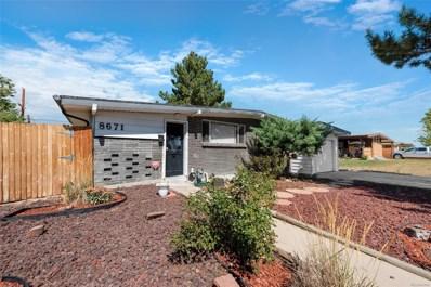 8671 Evelyn Court, Denver, CO 80229 - #: 6845365