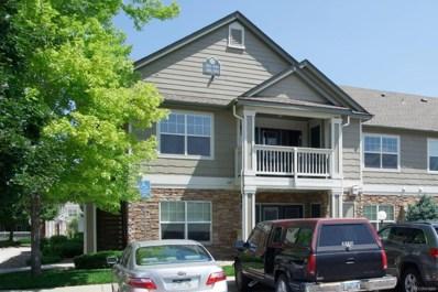 4385 S Balsam Street UNIT 201, Littleton, CO 80123 - MLS#: 6846527