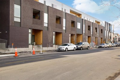 3233 Tejon Street UNIT 106, Denver, CO 80211 - MLS#: 6846575