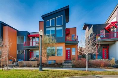 8780 Martin Luther King Boulevard UNIT J, Denver, CO 80238 - #: 6852777