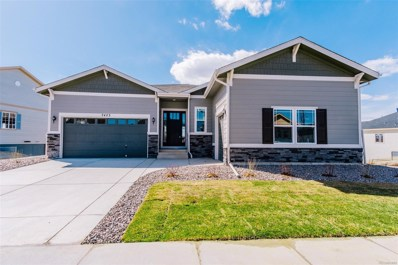 7423 S Scottsburg Way, Aurora, CO 80016 - MLS#: 6853632