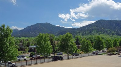 1077 Canyon Boulevard UNIT 201, Boulder, CO 80302 - MLS#: 6855407
