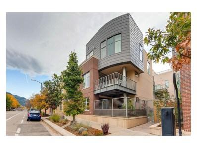 1655 Walnut Street UNIT 107, Boulder, CO 80302 - MLS#: 6857967